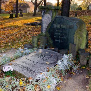 12,.grób J.Bohme w Gorlitz