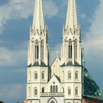 7. Kościół św. Piotra i Pawła w Gorlitz